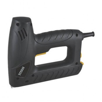 Titan Electric Staple Gun - 14mm - Corded 240V Stapler