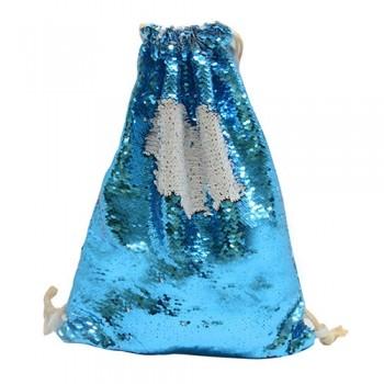 Sublimation Sequin Drawstring Bag