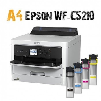 A4 Epson Sublimation Printer and ink
