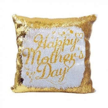 Gold Sequin Sublimation Cushion cover