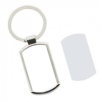 Sublimation Oblong Keyring
