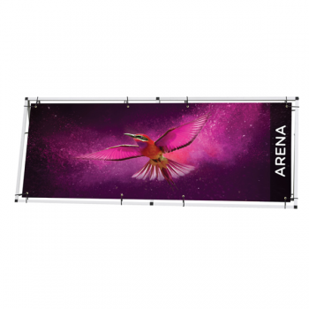 Outdoor Banner Frame for Banners