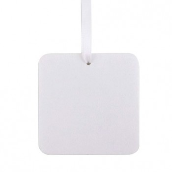 Square Sublimation Air Freshener