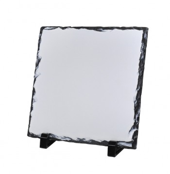 Square Sublimation Photo Slate 15cm x 15cm