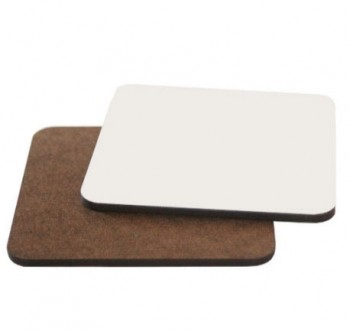 Square Sublimation Coaster Blank
