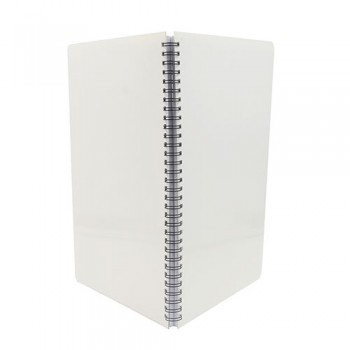 A4 sublimation wire notepad