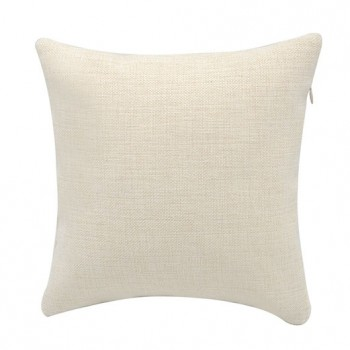 Linen Sublimation Cushion Cover