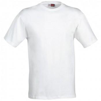 Men's Sublimation White Tshirt - Medium