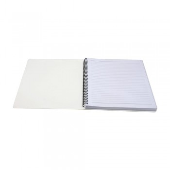 Sublimation Spiral A5 Notepad